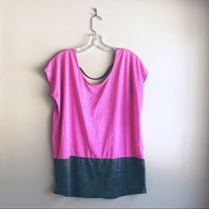 Nike Women's Top Size Small Athletic workout gym